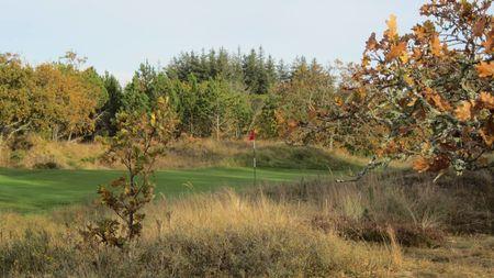 Hvide Klit Golf Club Cover Picture