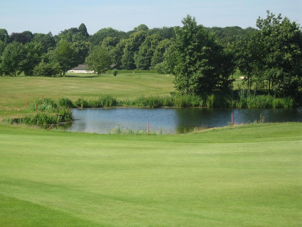 Overview of golf course named Golfpark Rittergut Birkhof