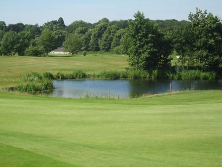 Overview of golf course named Golfpark Rittergut Birkhof