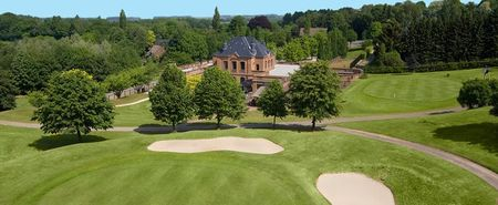 Overview of golf course named Kosaido Internationaler Golfclub Dusseldorf e.V.