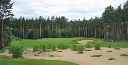 Overview of golf course named Sporting Club Berlin Scharmutzelsee - Stan Eby Course