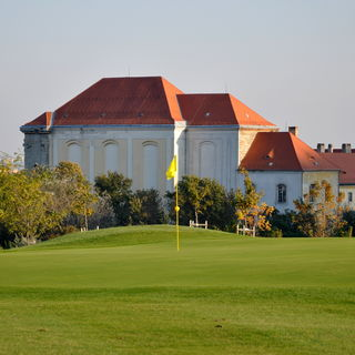 Academy golf club cover picture