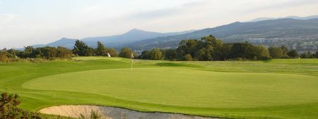 Killiney Golf Club Cover