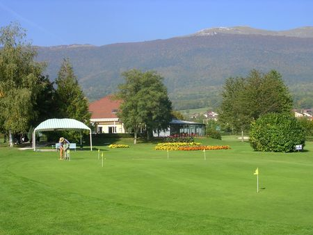 Golf de Gonville Cover Picture