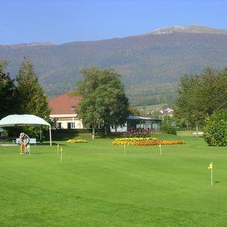 Golf de gonville cover picture