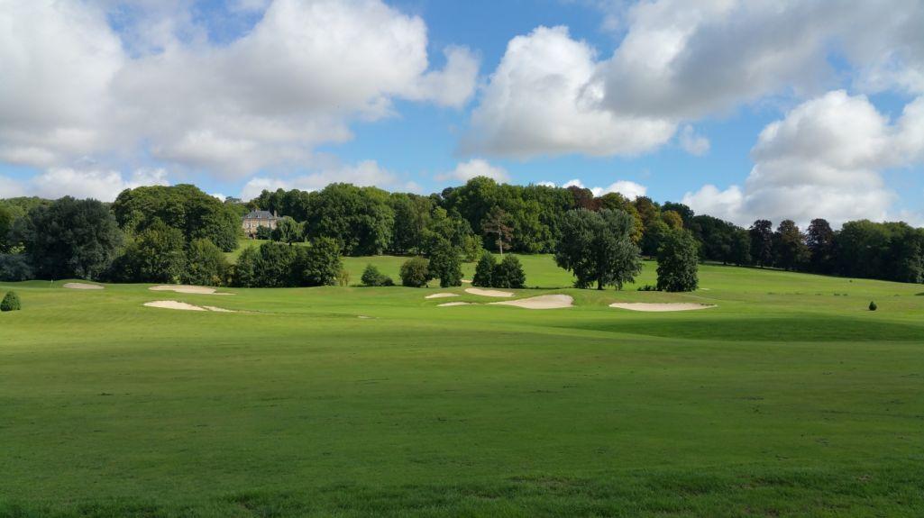 Overview of golf course named Golf Château de La Chouette