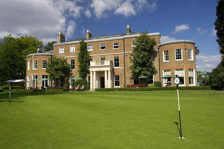 Overview of golf course named Buckinghamshire Golf Club