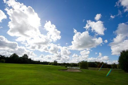 Overview of golf course named Golf de La Foret Verte
