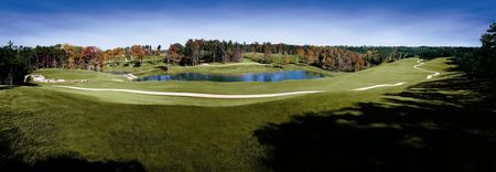 Overview of golf course named Verdict Ridge Golf and Country Club