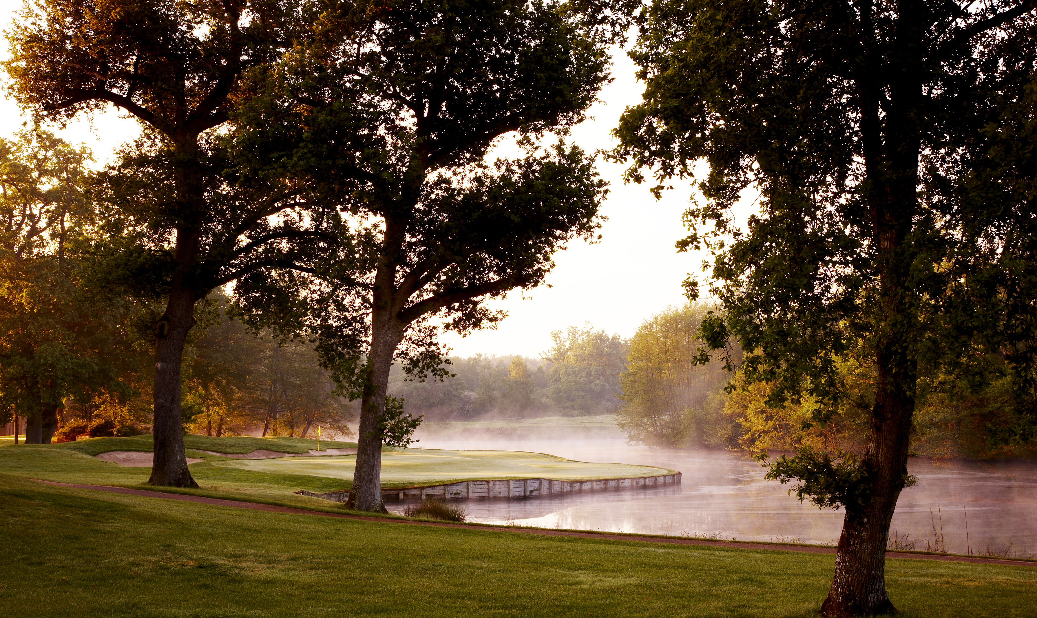 """Cover of golf event named French Invitational Championship    """"World Amateur Tour"""""""