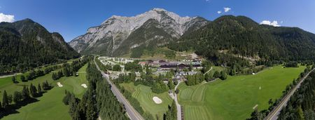 Overview of golf course named Golfclub Gut Brandlhof