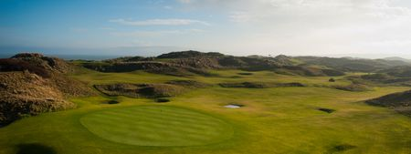 Corballis Links Golf Club Cover Picture