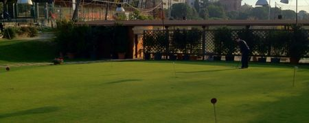 Garden Golf Club Cover Picture