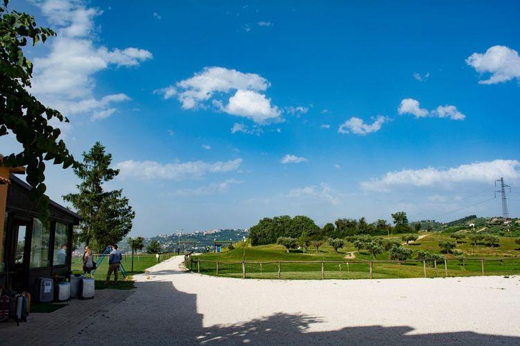 Adriatico golf club cover picture