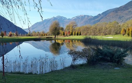 Overview of golf course named Valtellina Golf Club