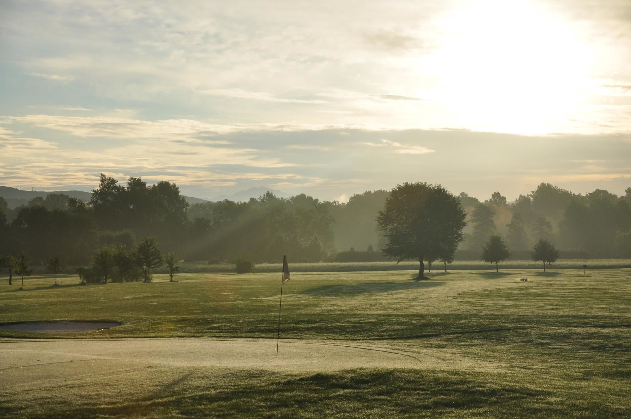 Arona golf club cover picture