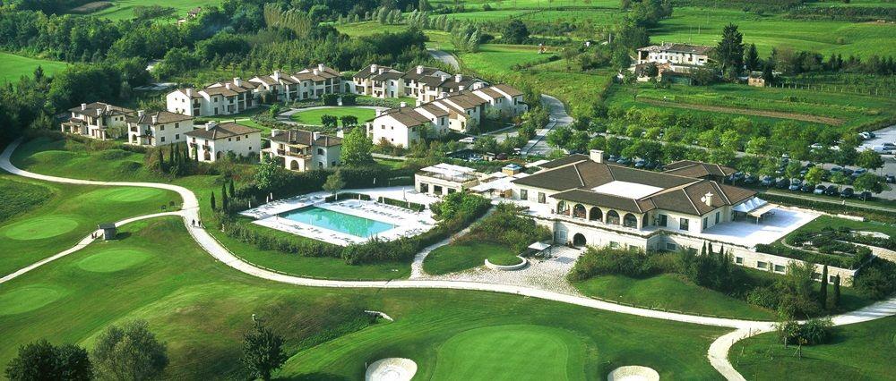 Asolo golf club cover picture