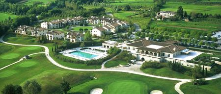 Overview of golf course named Asolo Golf Club