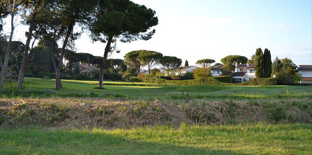 Overview of golf course named Tarquinia Country Club