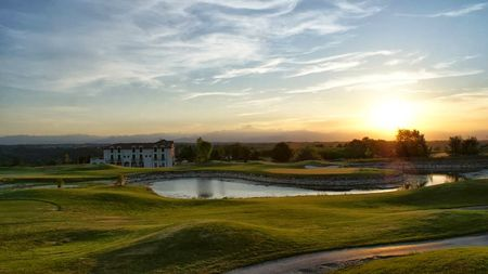 Barolo Golf Cover Picture