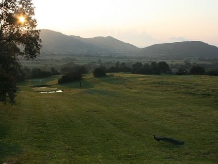 Borgo di campagna golf club cover picture