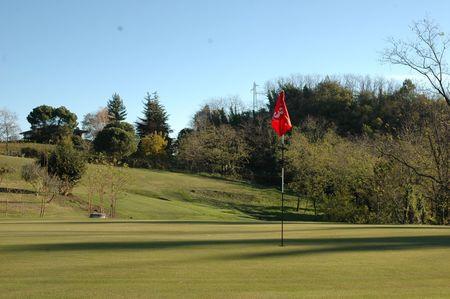 Ca Daffan Golf Club Cover Picture