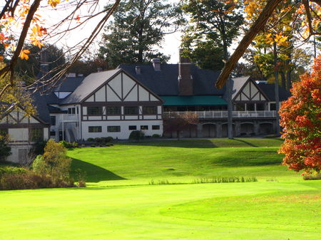 Overview of golf course named Brook-Lea Country Club
