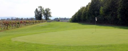 Reggio Emilia Golf Cover Picture