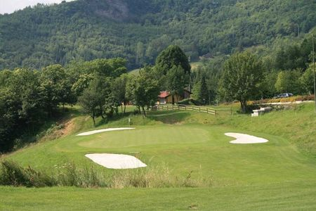 Monte Cimone Golf Club Cover