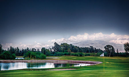 Le saie golf club cover picture
