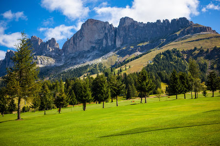 Karersee Golf Club Carezza Cover