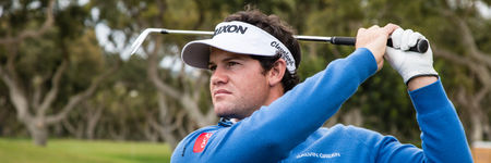 Profile cover of golfer named Ricardo Melo Gouveia