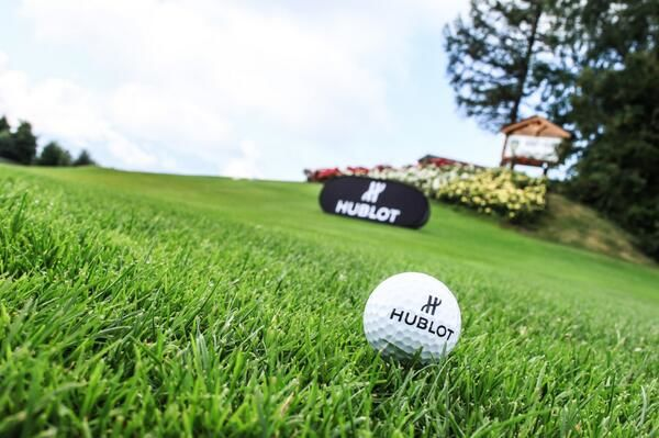 Hublot golf cup cover picture
