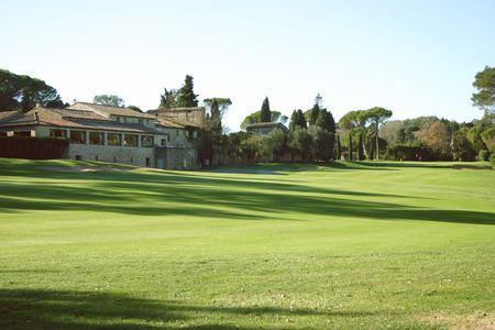 Overview of golf course named Golf Country Club Cannes Mougins