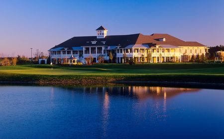 Heritage Shores Golf Cover Picture