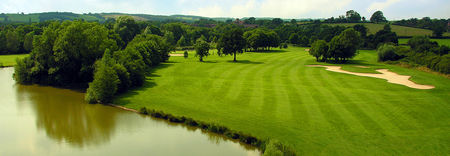 Overview of golf course named Abbey Hotel, Golf and Country Club (The)