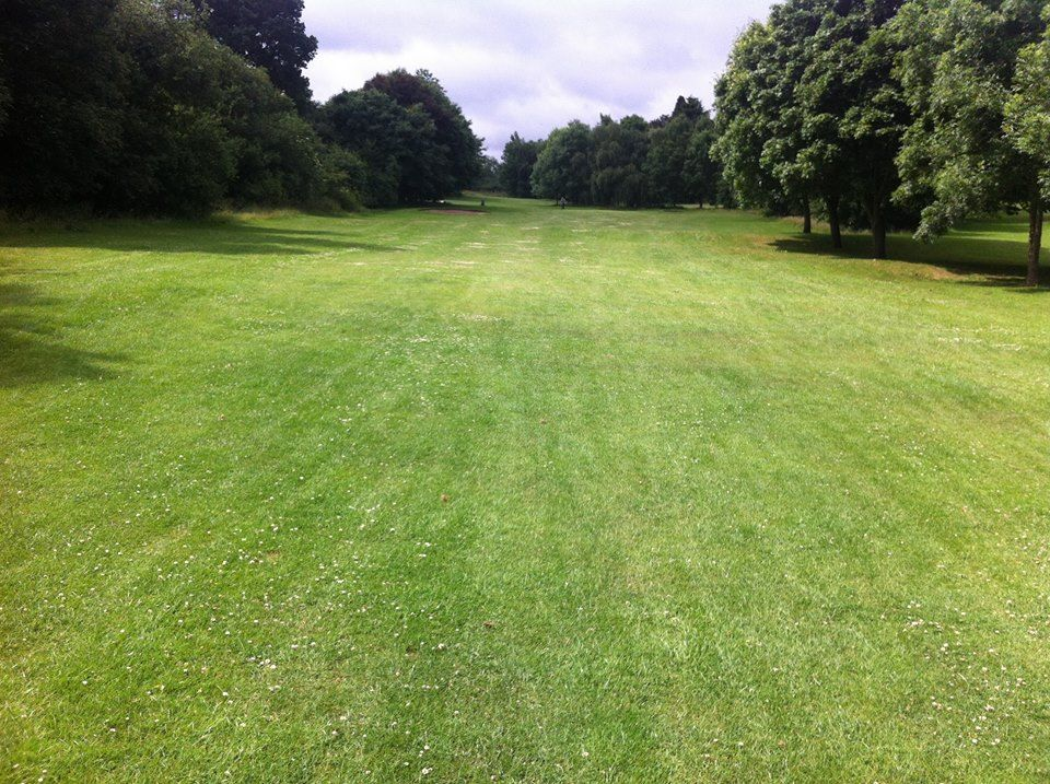 Abbey view golf course cover picture