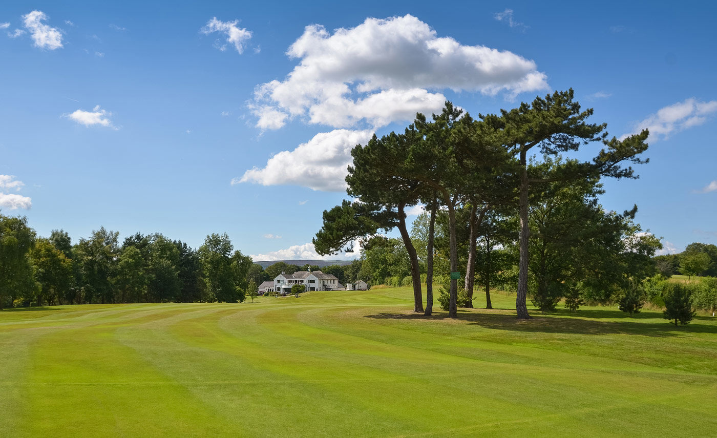Abbeydale golf club cover picture