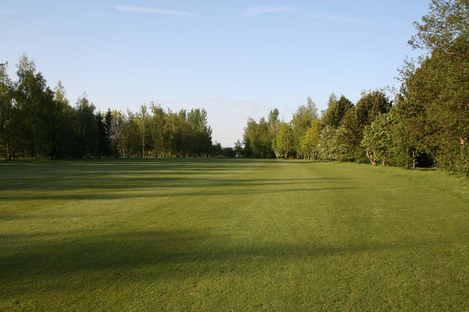Abbotsley golf club cover picture