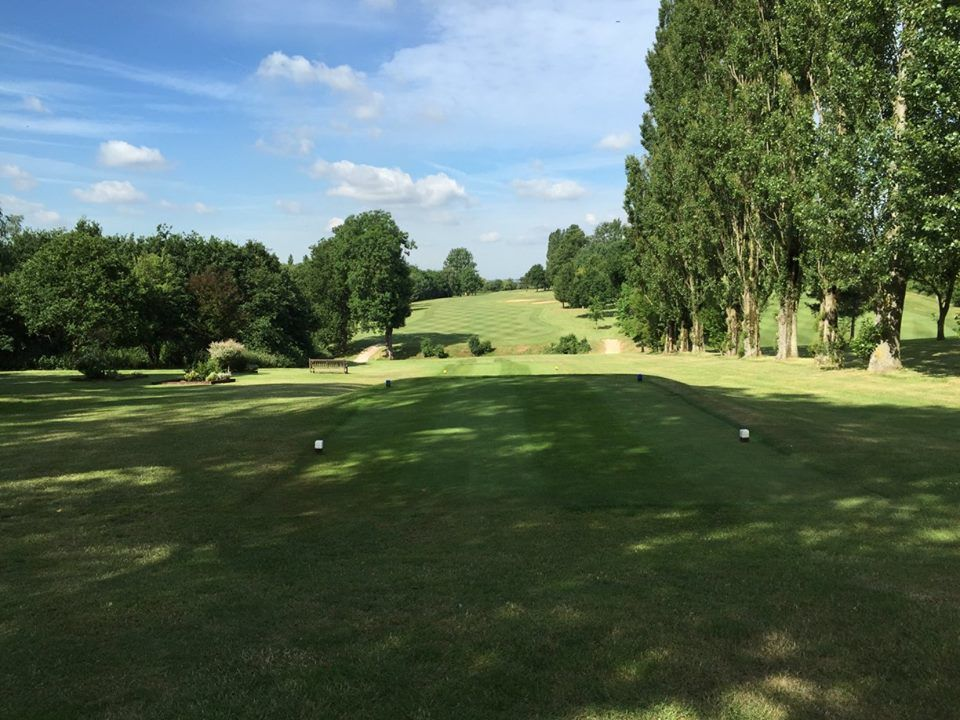 Abridge golf and country club cover picture