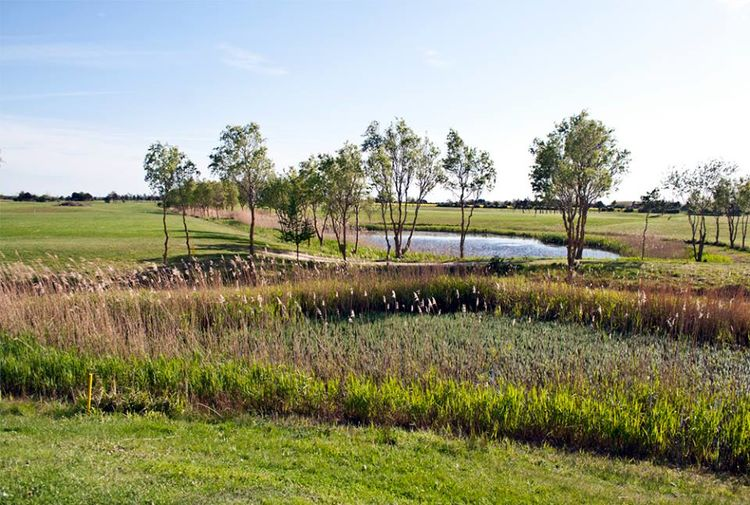 Addlethorpe golf club cover picture