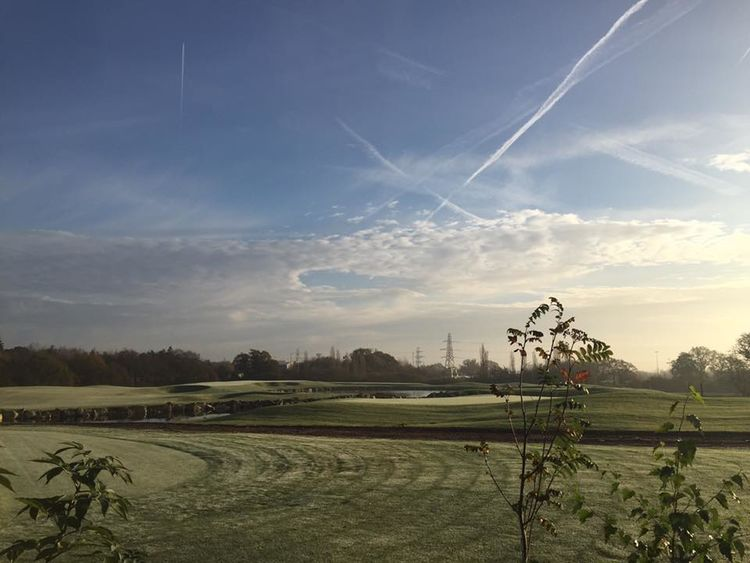 Ageas bowl county golf club cover picture