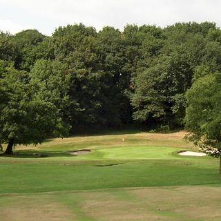 Alderley edge golf club cover picture