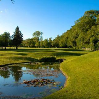 Alfreton golf club cover picture
