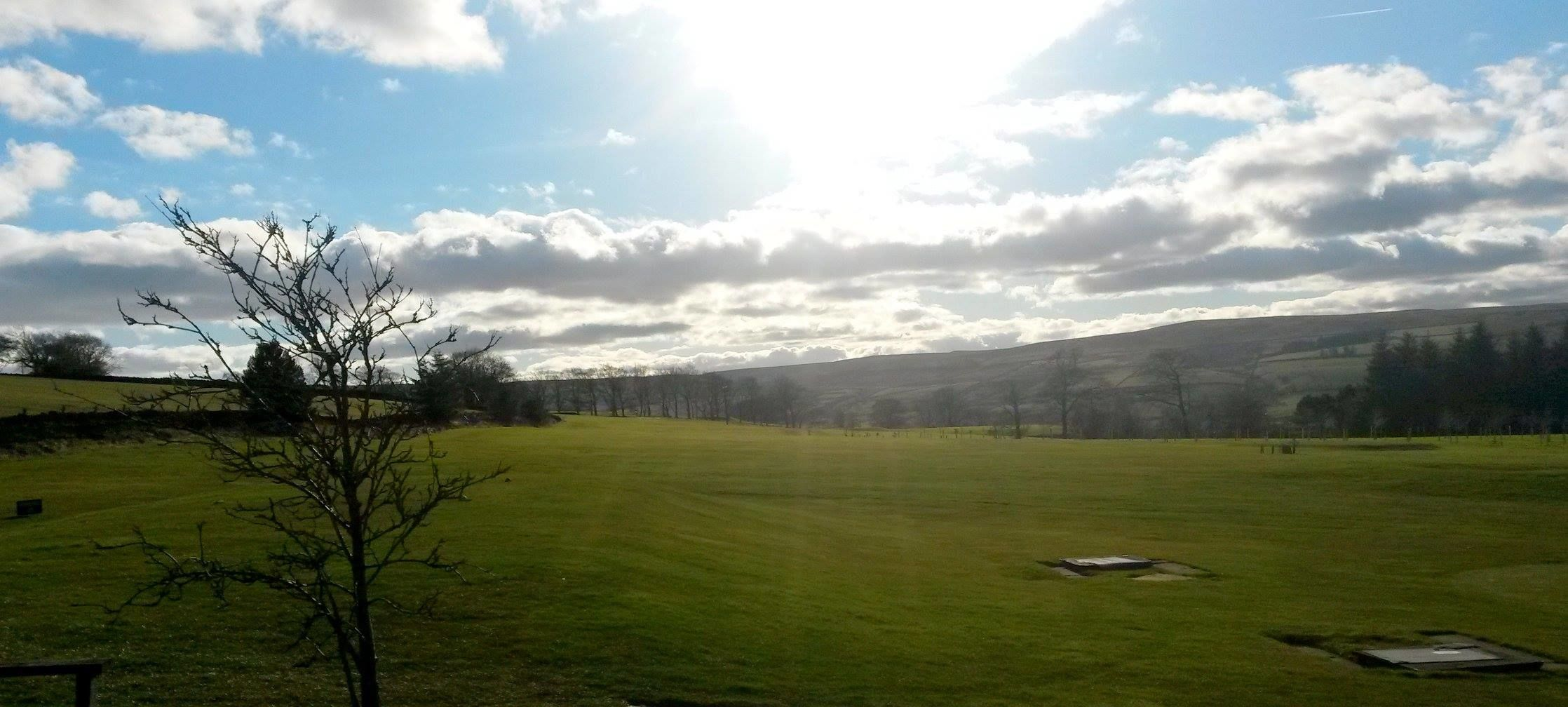 Allendale golf club cover picture
