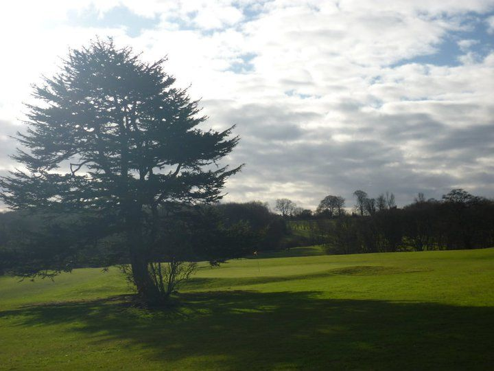 Allestree park golf club cover picture