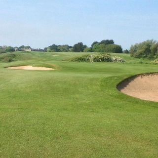 Alnmouth golf club cover picture