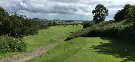 Overview of golf course named Alnwick Golf Club