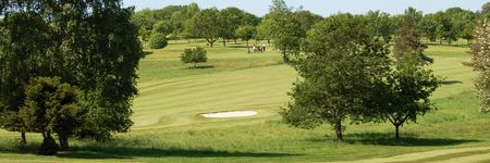 Overview of golf course named Alresford Golf Club