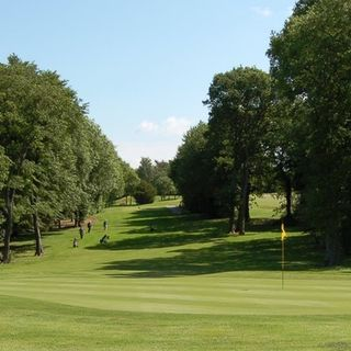 Alresford golf club cover picture